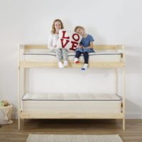Twin Kids Room Set Kivi Bunkbed Twin Mattress0983 1