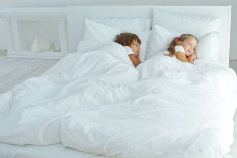What May Be Lurking Inside Your Childs Mattress